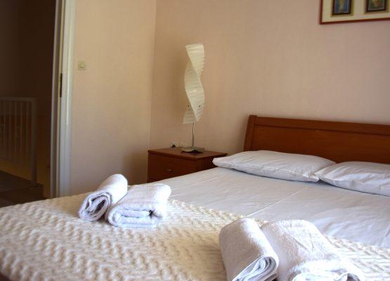 Bedroom 1 – Master Bedroom in all maisonettes