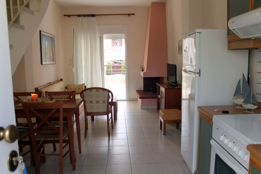 Siviri Rental Houses - Halkidiki Greece