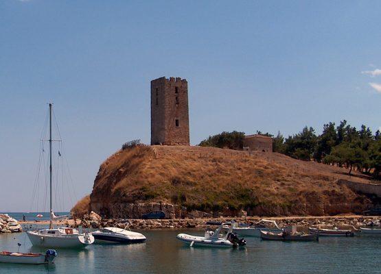 Tower Nea Fokea Halkidiki