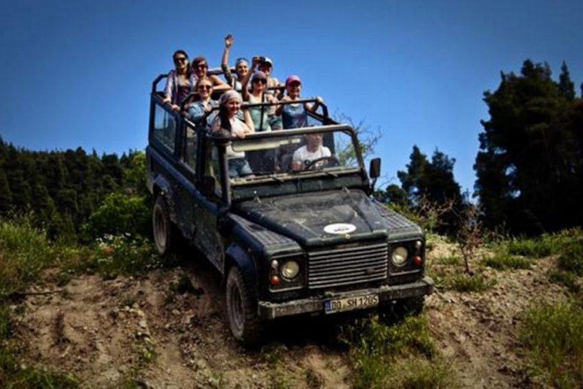 jeep safari kassandra