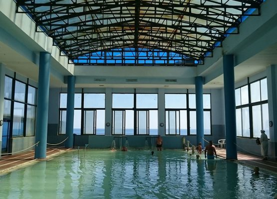 thermal spa agia paraskevi